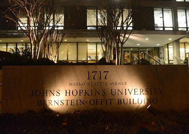 Bernstein Offit Building in DC