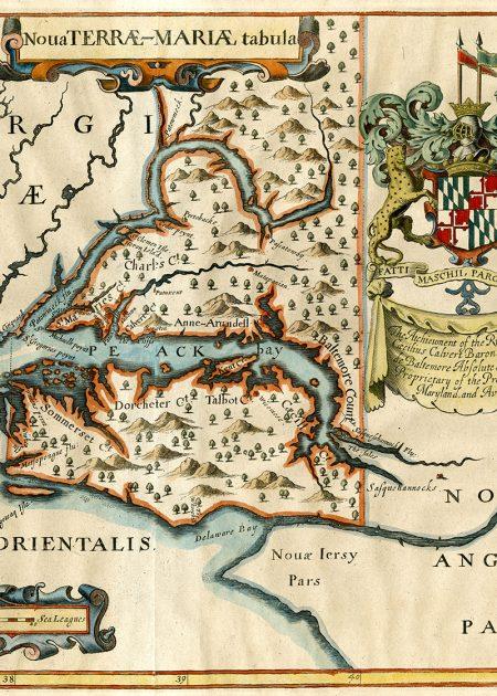 historic map excerpt